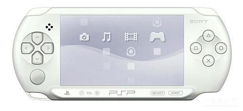 Sony Playstation Portable (PSP) Street White