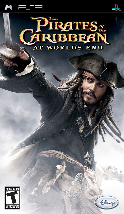 Disney Pirates of the Caribbean At Worlds End