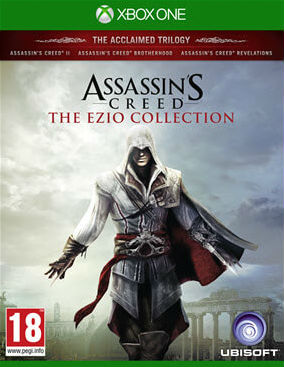 Assassins Creed The Ezio Collection