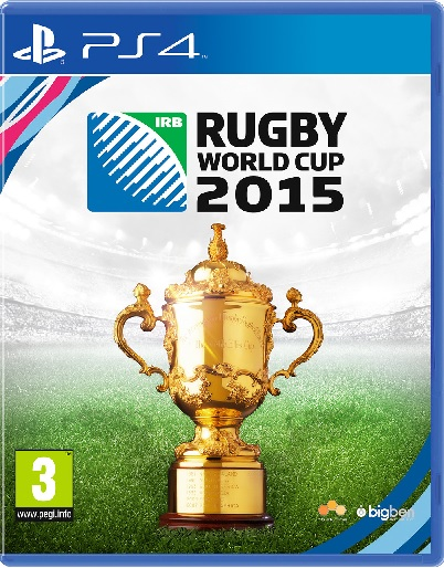 Rugby World Cup 2015 - PlayStation 4 Játékok