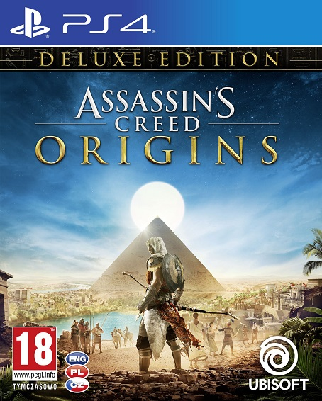 Assassins Creed Origins Deluxe Edition