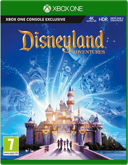 Disneyland Adventures Xbox One