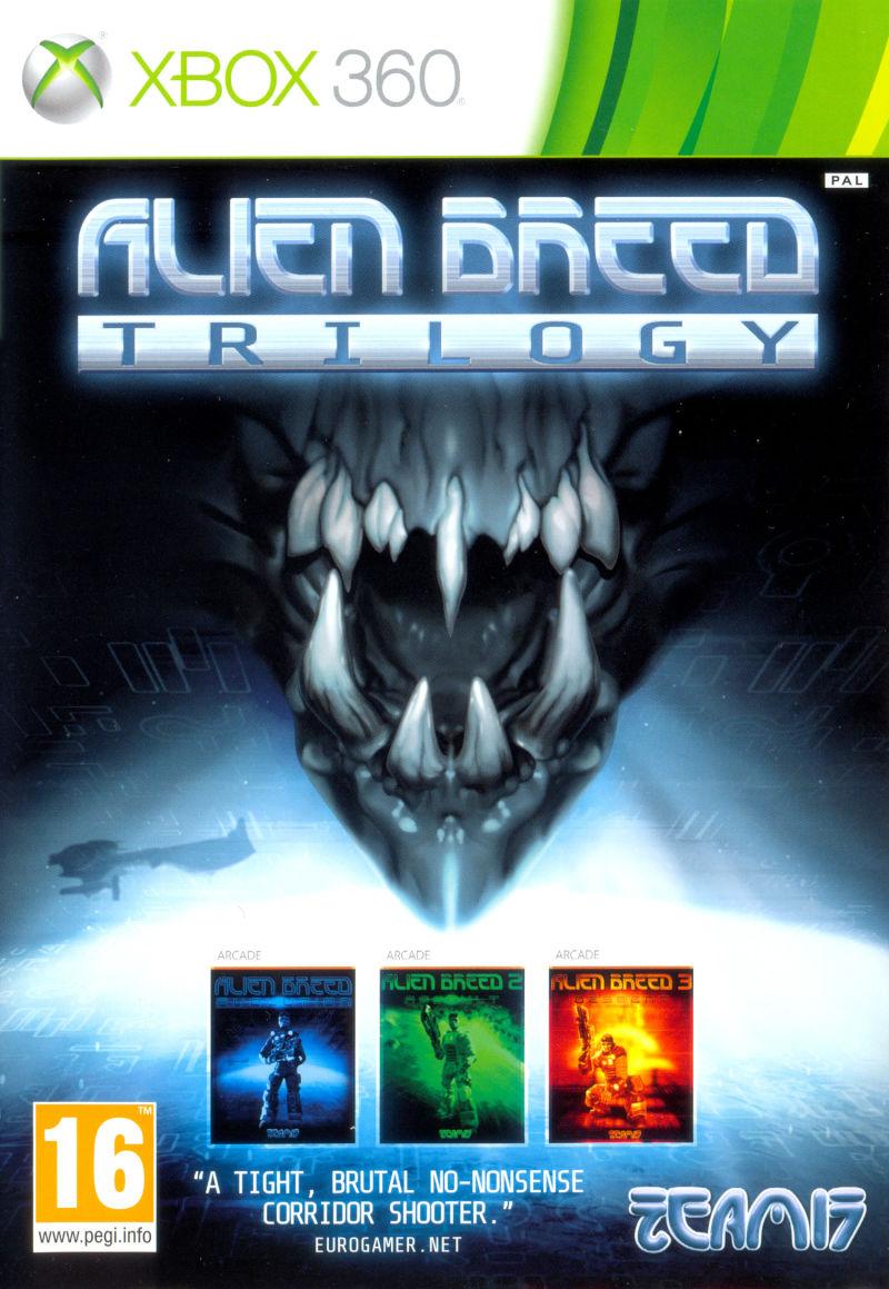Alien Breed Trilogy