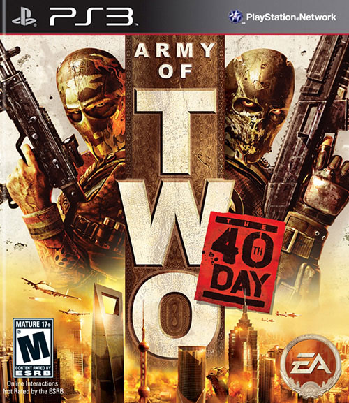 Army of Two 40 th