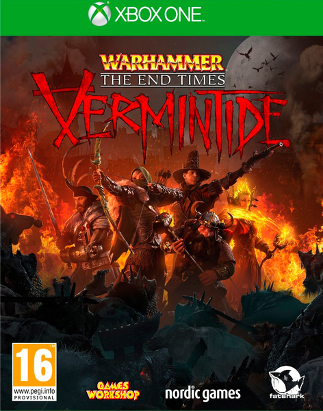 Warhammer The End Times Vermintide
