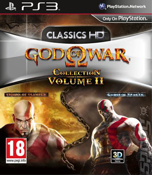 God Of War Collection Volume 2