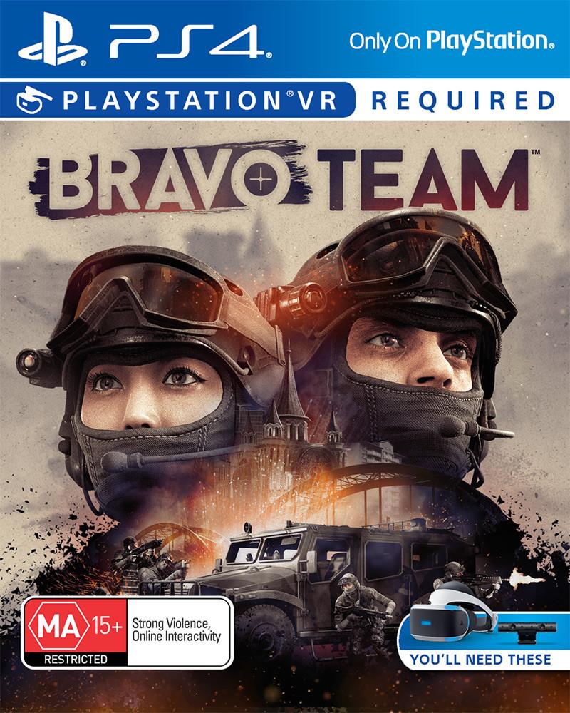 Bravo Team - PlayStation 4 Ps4 VR játékok