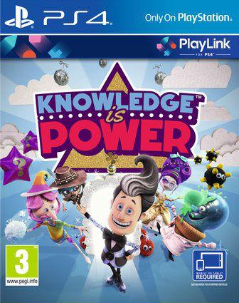 Knowledge is Power Wissen ist Macht (német Angol nyelv)