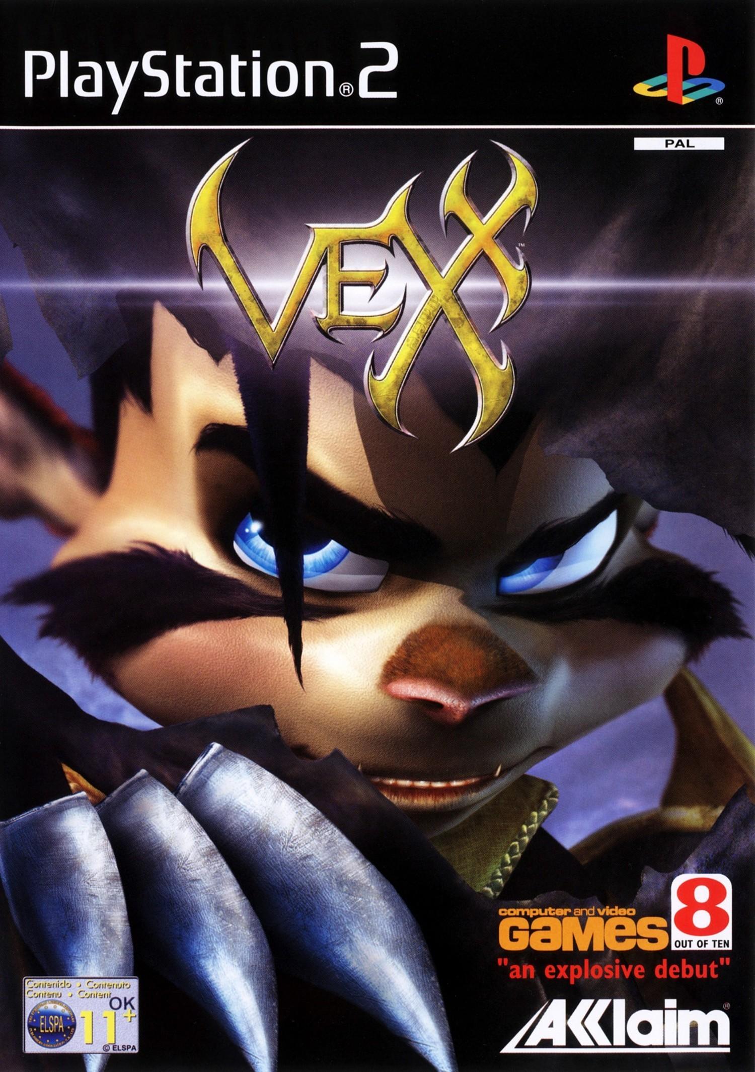 Vexx - PlayStation 2 Játékok
