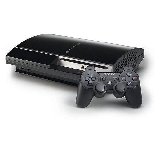 PS3 40GB Fat