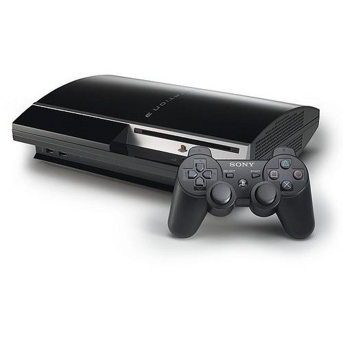 PS3 120GB Fat