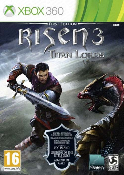 Risen 3 Titan Lords First Edition