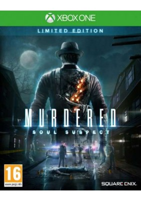 Murdered: Soul Suspect Limited Edition