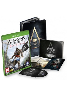 Assassin's Creed Black Flag Skull Edition