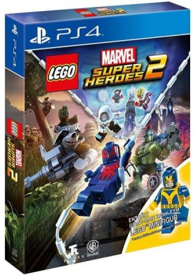 Lego Marvel Super Heroes 2 Lego Minifigurával