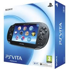 PlayStation Vita (Wi-fi) FAT