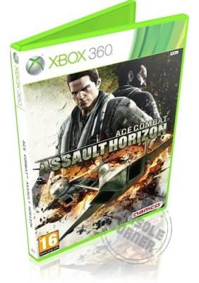 Ace Combat Assault Horizon Limited Edition - Xbox 360 Játékok