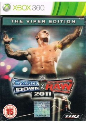 WWE Smackdown vs. Raw 2011 The Viper Edition