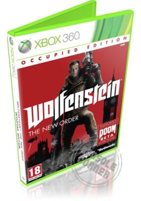 Wolfenstein The New Order Occupied Edition