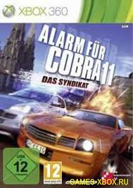 Alarm für Cobra 11 Das Syndikat - Xbox 360 Játékok