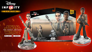 Disney Infinity 3.0 Edition Star Wars The Force Awakens Play Set