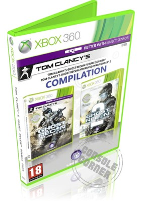 Tom Clancys Ghost Recon Future Soldier & Ghost Recon Advaned Warfighter 2 Compilation