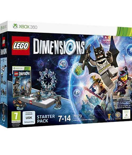 Lego Dimensions Starter Pack - Xbox 360 Játékok