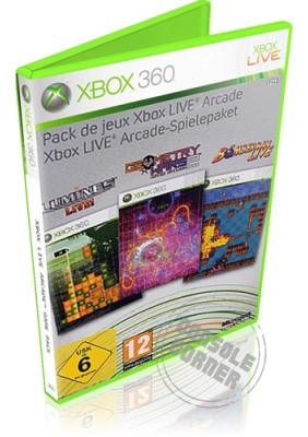 Xbox Live Arcade Gamepack