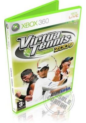 Virtua Tennis 2009 - Xbox 360 Játékok