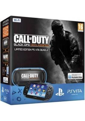 PlayStation Vita Limited Call of Duty: Black Ops II Declassified Edition (Wi-Fi) + 4GB