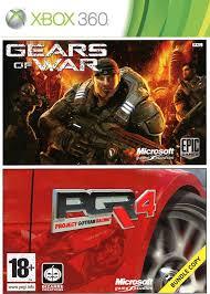 Gears of War / Project Gotham Racing 4