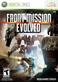 Front Mission Evolved - Xbox 360 Játékok