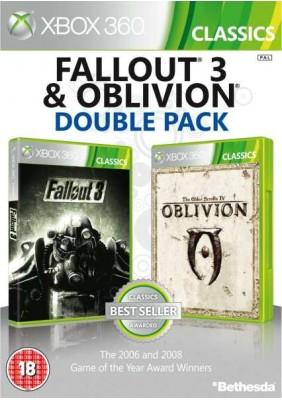 Fallout 3 & The Elder Scrolls IV Oblivion