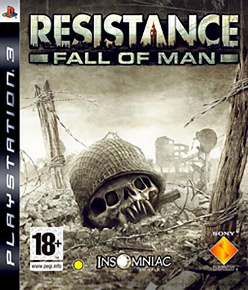 Resistance Fall of Man - PlayStation 3 Játékok