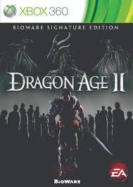 Dragon Age II Bioware Signature Edition - Xbox 360 Játékok