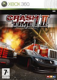 Crash Time 2 - Xbox 360 Játékok