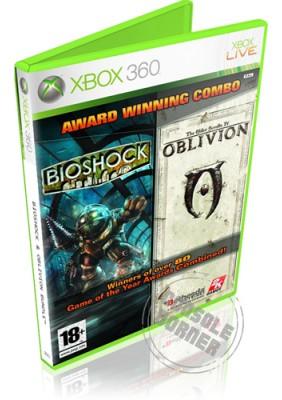 Bioshock & The Elder Scrolls IV Oblivion Bundle