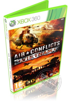 Air Conflicts Vietnam - Xbox 360 Játékok
