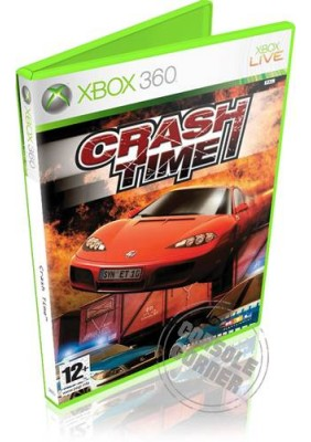 Alarm for Cobra 11 Crash Time - Xbox 360 Játékok