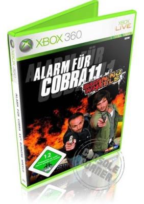 Alarm Für Cobra 11 Burning Wheels - Xbox 360 Játékok