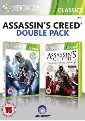 Assassins Creed 1 & 2 Double Pack