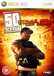 50 Cent Blood On The Sand - Xbox 360 Játékok