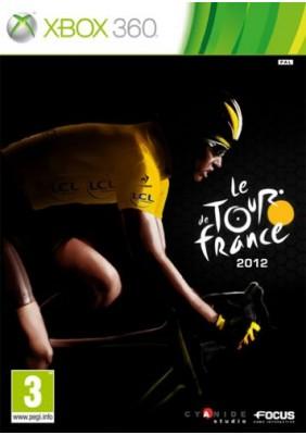 Le Tour De France 2012 - Xbox 360 Játékok