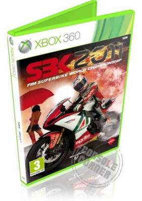 SBK 2011 Fim Superbike World Championship - Xbox 360 Játékok