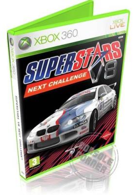 Superstars Next Challenge V8