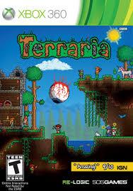 Terraria - Xbox 360 Játékok