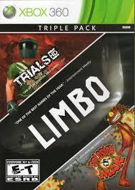 Triple Pack (Trails HD, Limbo,SplosionMan)
