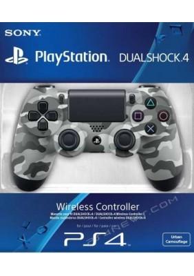 Sony DualShock 4 Wireless Controller (terepmintás/szürke
