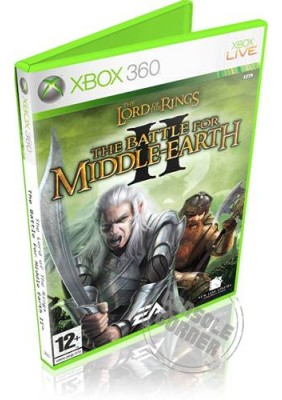 The Lord Of The Rings Battle For Middle Earth II