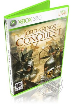 The Lord Of The Rings Conquest